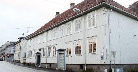 BACKERGÅRDEN: Her vokste Thomas Bache-Gabrielsen opp på slutten av 1800-tallet.