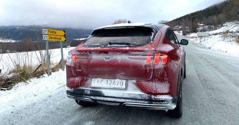 De aller første eksemplarene av Ford Mustang Mach-E har kommet til Norge. Og vi har fått sjansen til å teste forbruk og rekkevidde.