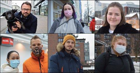 Mange i Trondheims befolkning mener koronaåret på mange måter har vært tøft. Flere vil heller innføre strengere tiltak for å bli kvitt smitten.