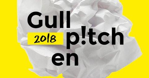 Første gang: Målet er å gjøre idékonkurransen Gullpitchen til en årlig event.