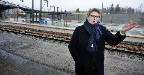 VENTETID: Ordfører Hanne Opdan håper at en ny linje kan stå klar i 2013.