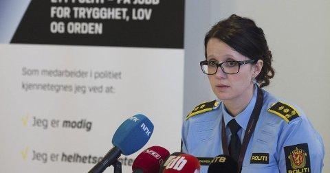 HØYT ARBEIDSPRESS: – Vi kjørte en overtidsdugnad i fjor vår for å ta unna gamle saker. Det er ikke blitt gjort siden, fordi arbeidspresset på erfarne politijurister er for høyt, sier Julie Dalsveen, tillitsvalgt for politijuristene i Innlandet.