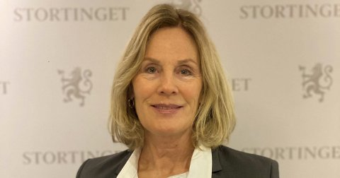 BEKYMRET: Elisabeth Fjellvang Kristoffersen.