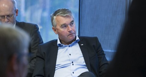 Trond Helleland (H) avviser omkamp om regionreformen, slik Ap og Sp ønsker.