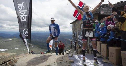 INTERNASJONALT: Det er olympiske dimmensjoner over bredden i antall nasjonaliteter  som vil delta i Norseman 2019