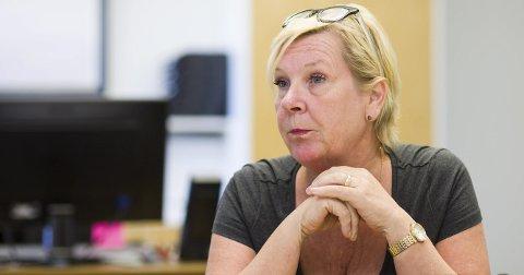 SKEPTISK: Nittedal-ordfører Hilde Thorkildsen føler seg lurt av hele nærpolitireformen. – Dette blir en fjernpolitireform for Nittedal, sier hun. FOTO: Lisbeth Lund Andresen