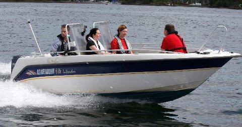 Antall båtskader i mai økte med 57 prosent sammenliknet med samme måned i 2017.