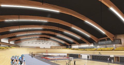 NM i banesykling kan bli arrangert i Sola Arena i 2020, dersom Sola Cykleklubb får søknaden sin innvilget.
