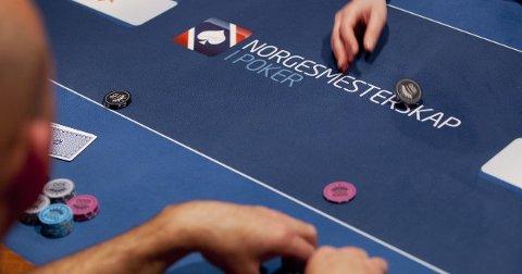 POPULÆRT: Poker-NM i Dublin er et meget populært arrangement. Nesten 1300 nordmenn er i den irske hovedstaden denne uken.FOTO: NTB SCANPIX