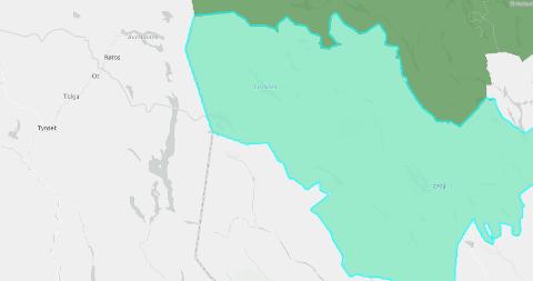 Länet Jämtland og Härjedalen har en synkende smittetrend. Og minst smitt de siste ukene er det i Härjedalen kommun.