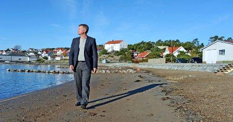 Rådmann i Hvaler,  Dag Willien Eriksen