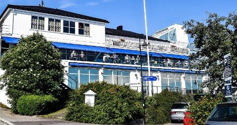 PROBLEMER: Grand Hotel Åsgårdstrand har fått strekmunn av Mattilsynet etter den siste kontrollen der.