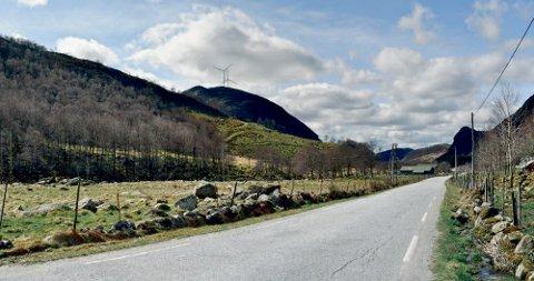 Drifts- og miljøutvalget sa onsdag nei til vindmøller på Nevlandsheia.