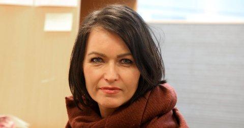 INITIATIVTAKER: Kjersti H. Torstensen har fått folk på beina i januar.
