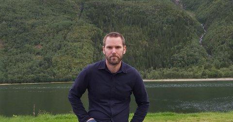 Alf Harald Sælevik, Leder i Rødt Leirfjord
