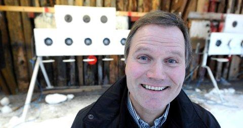 PAPPA: Sigvart Bjøntegaard