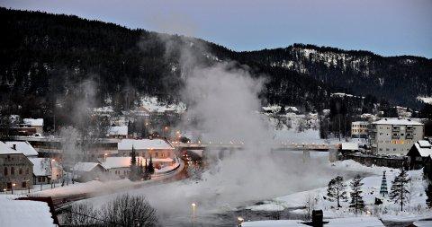 Kaldt: Det blir kaldt i vårt distrikt de neste dagene. (Arkivfoto)