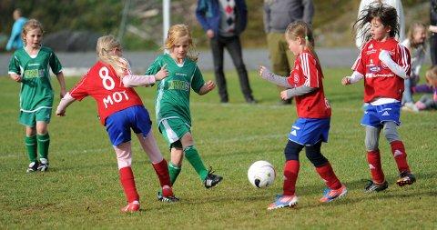 AVLYST: Populære Numedal cup i fotball er avlyst grunnet koronapandemien. FOTO: OLE JOHN HOSTVEDT
