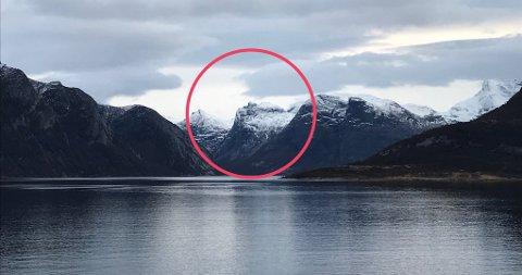 Et motiv fra Mistfjorden som fanget oppmerksomheten til Hermod Jarle Stokmo.