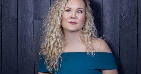 Operasangerinne Stina Steingrim Levell