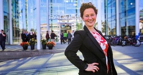 TIFF-TOPP: Kristin Røymo er valgt som ny styreleder for TIFF.