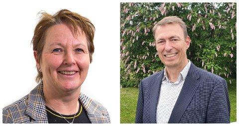 OVERTAR: Assisterende rådmann Marit Lium Dahlborg overtar i en konstituerende rolle som rådmann etter at Magnus Mathisen har takket ja til stillingen som rådmann i Grimstad.