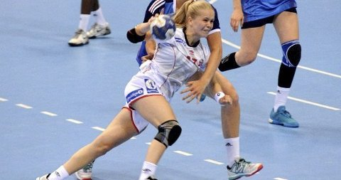 Anna Huse kunne juble for NM-gull I J20.