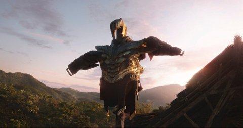 KLAR FAVORITT: «Avengers: Endgame» ble en klar favoritt for kinopublikummet i Hamar og Elverum i april. (Foto: Marvel Studios)