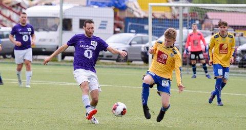 Johan Carnicero Pedersen scoret både fredag og lørdag, men måtte nøye seg med én seier denne helga.
