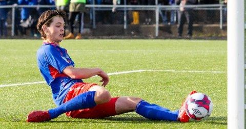 VANT: Et sterkt Lørenskog 2-lag, med blant andre Tobias Skjelle Paulsen fra start, slo Raumnes & Årnes 4-2 borte i 4. divisjon.