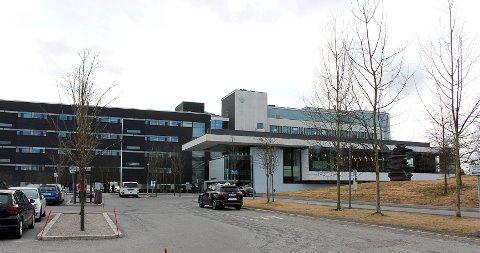 ØKER RESOIRATORKAPASITETEN: Akershus universitetssykehus.