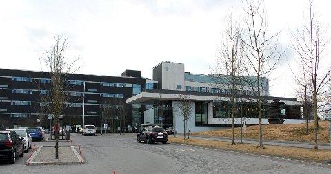 DØDSFALL: Ahus bekrefter et nytt koronarelatert dødsfall ved sykehuset i helgen.