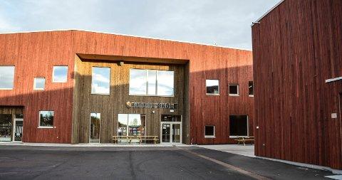 KARANTENE: Elevene på tredjetrinn på Kodal skole er satt i karantene.