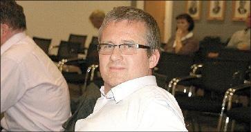 Helge Madland er innstilt som ny rådmann i Sokndal kommune. (Arkivfoto)