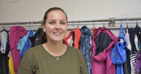 Fra 48 til 26 elever: Daglig leder Karete Arntsen hos IFO sliter med at hun ikke har fått lov til å markedsføre IFO i barnehagene. foto: Emma Huisman Moskvil
