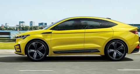 Skoda Vision iV blir den andre elektriske bilen fra Skoda, og kommer på markedet mot slutten av 2020. Men det er flere ladbare modeller på vei, som gjør at Skoda forventer et rekordår i 2020.