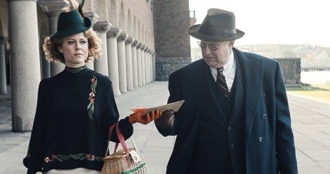 FILM: Sonja Wigert ble født på Notodden i 1913. Til helgen kan du se filmen om hennes spennende liv på kino.