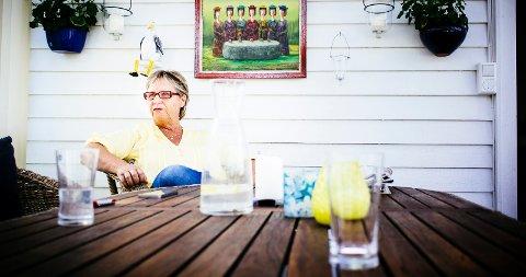 POLITIKER: Astrid Gundersen (Felleslista Rødt, SV og andre)