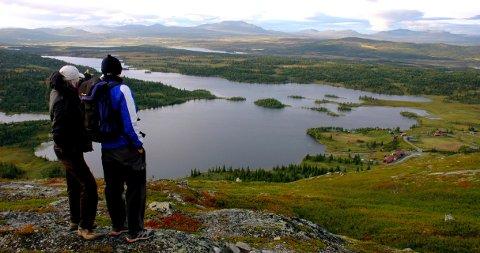 """SVÆRT GOD: Statsforvaltaren i Innlandet har undersøkt fleire innsjøar, bekker og elver i Valdres. Det vart konkludert med """"svært god"""" økologisk tilstand i blant anna Vangsjøen."""