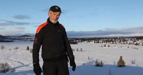 Reidar Gran har vært fjelloppsyn i Øystre Slidre i 40 år. Nå blir jobben hans ledig.