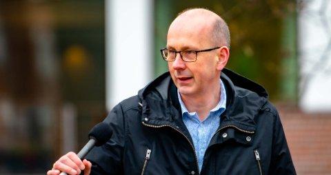 SJOKKERT OVER FHI: Ordfører Ola Nordal (Ap)