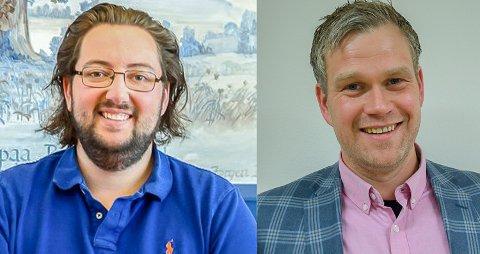 HABILITET: Advokat sier varaordfører Andreas Torp (H) og Lars Erik Raaen (Nye Bygdelista) er inhabile i skolesaken i Krødsherad. For å være på den sikre siden skal hele kommunestyret sjekkes før det gjøres et endelig vedtak.