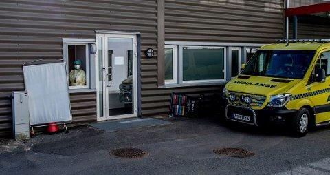 Flere folk. Koronasenteret på Kråkerøy er i akutt behov for mer personell.