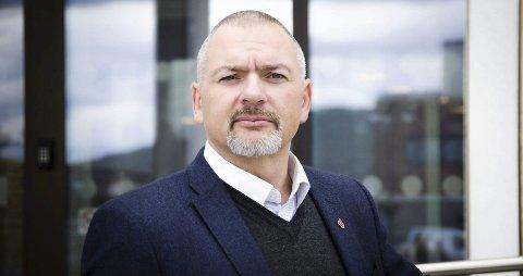 Fortsetter: Lars Skjønnås fortsetter som rådmann også i den nye storkommunen.