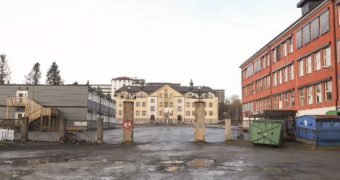 FÅR MIDLER: Frydenlund skole får trafikksikkerhets midler. Arkivfoto: Terje Næsje