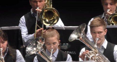 Forrige gang Gjesdal Brass Band vant sin divisjon under konkurransen Siddis Brass, viste kalenderen 1997 og korpset het Oltedal musikkorps.