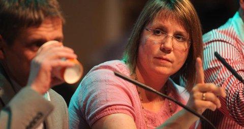 KAN SNAKKE: Verken Helga Marie Bjerke (KrF) eller Venstres Morten Skandfer vil utelukke samtaler med venstresida om styring av Tromsø.
