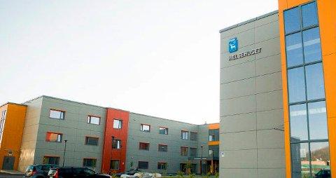 DUGNADSÅND PÅ NETT: Helsehusets ansatte tyr til Facebook for å bidra til brukernes julestemning.