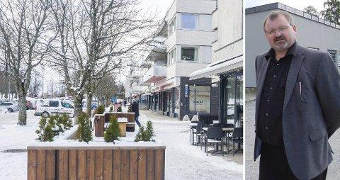 Dårlig for business: Einride Berg mener krav om matservering helt til stengetid gir økonomiske utfordringer for nye aktører som vil prøve å etablere seg i Ås.