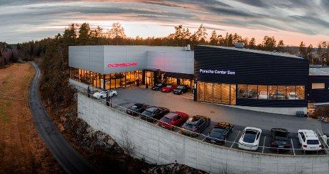ØKER: Svenske Hedin Performance Cars øker sin eierandel i Porsche Center Son til 91 prosent etter et vanvittig salg i fjor.